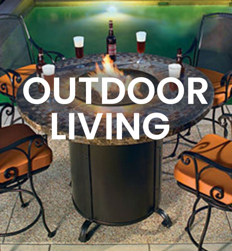 home button outdoor living