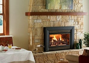 fireplace regency