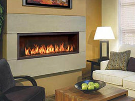 Town and Country Gas Fireplace