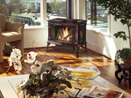 Lopi Gas Stoves Available at Hearthside in MA, RI