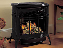 Vermont Castings Gas Stove Stardance