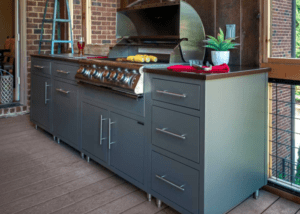 Challenger Designs Outdoor Cabinets